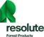 Resolute Forest Products - logo
