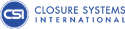 Closure Systems International - logo