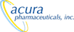 Acura Pharmaceuticals Inc - logo