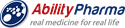 Ability Pharmaceuticals - logo