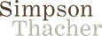 Simpson Thacher & Bartlett LLP - logo