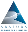 Arafura Resources Limited - logo