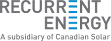 Recurrent Energy  - logo