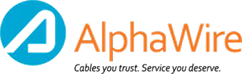 Alpha Wire  - logo