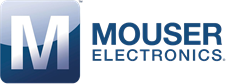 Mouser Electronics Inc - logo