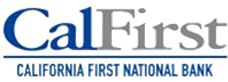 California First National Bancorp - logo