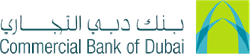 Commercial Bank of Dubai - logo