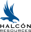 Halcón Resources - logo