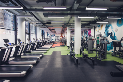 Gyms and Fitness Centers: COVID-19