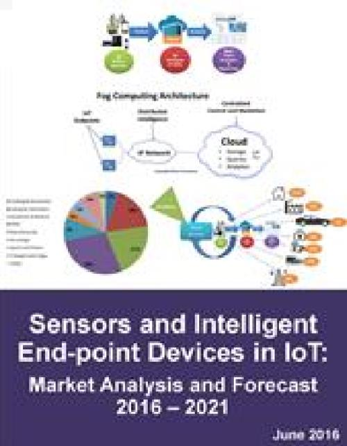 Sensors And Intelligent End Point Devices In Iot Market