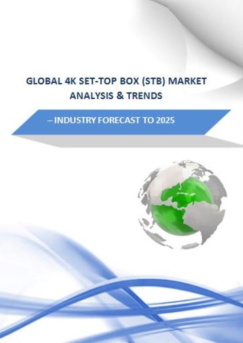 Global 4K Set-top Box (STB) Market Analysis & Trends - Product (Hybrid,  Satellite, IP & Cable STBs), Technology (OTT (Over the Top), Internet  Protocol