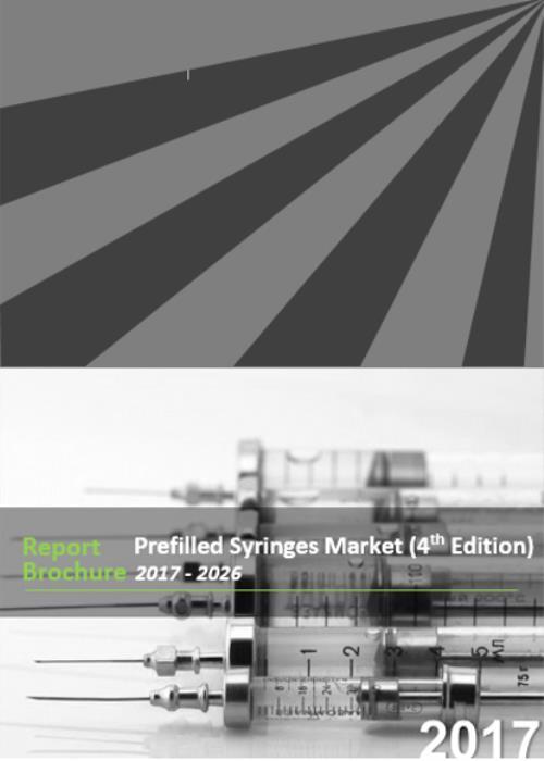 Prefilled Syringes Market (4th Edition), 2017-2026