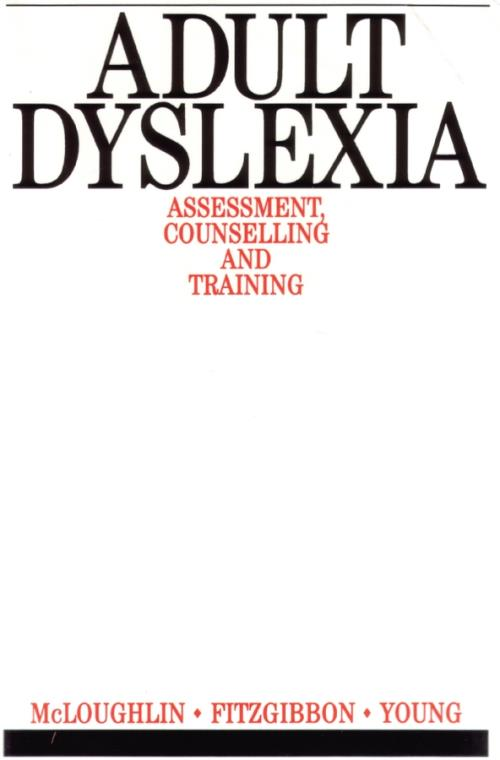 In adult charge taking dyslexia life