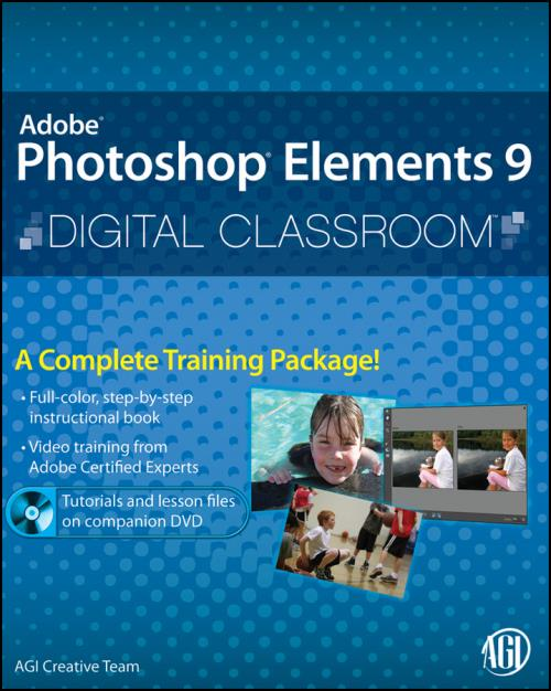 Photoshop Elements 9 Digital Classroom  (Book and Video Training)