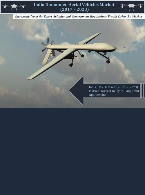 India UAV Market Report (2017-2023): Forecast By UAV Types, UAV Range,  Applications and Competitive Landscape