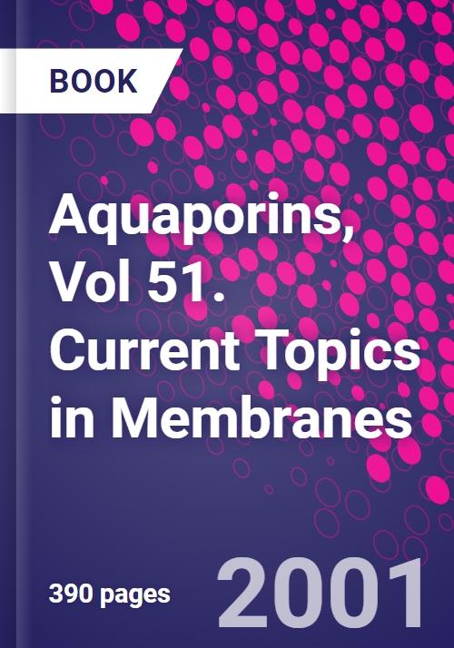 c9ffb0f367 Aquaporins