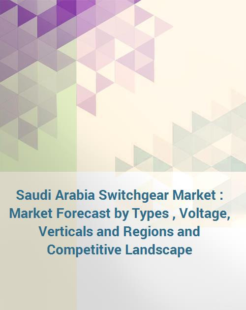Saudi Arabia Switchgear Market (2016-2022): Market Forecast by Types (Air  Insulated, Gas Insulated, Hybrid and Others), Voltage, Verticals and  Regions