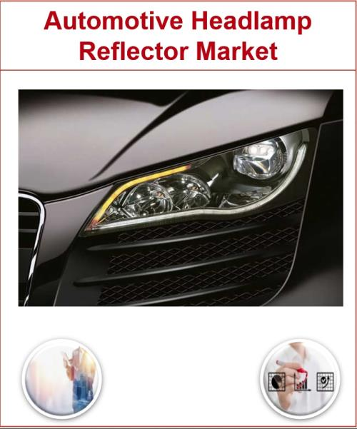 Automotive Headlamp Reflector Market By Vehicle Type By Light Type