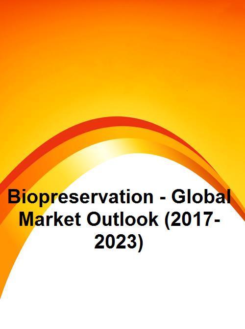 Biopreservation - Global Market Outlook (2017-2023)