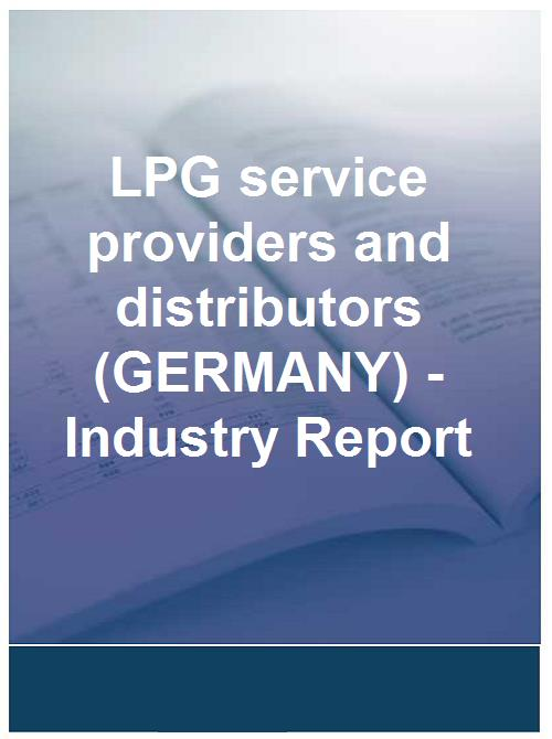 LPG service providers and distributors (GERMANY) - Industry Report