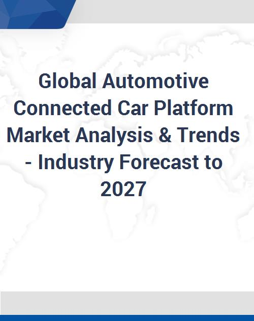 Global Automotive Connected Car Platform Market Analysis & Trends -  Industry Forecast to 2027