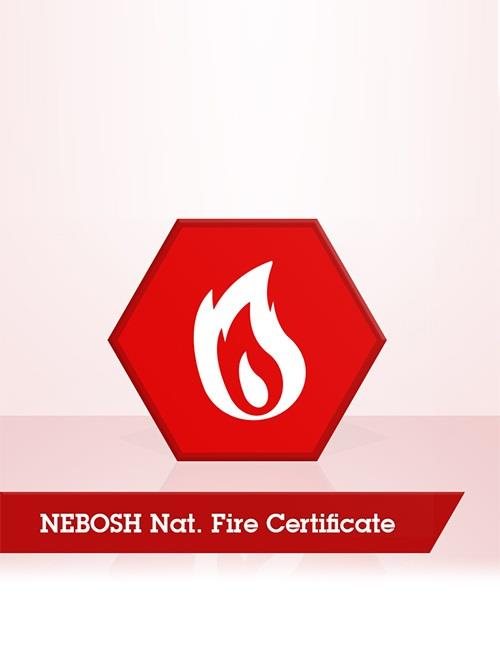 NEBOSH National Certificate in Fire Safety & Risk Management