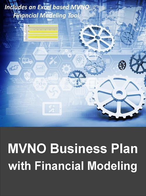 MVNO Business Plan with Financial Modeling Spreadsheet 2018