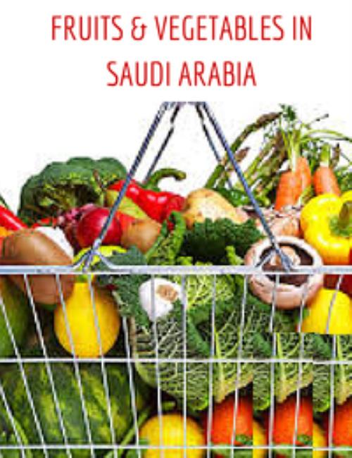 Fruits And Vegetables In The Kingdom Of Saudi Arabia: Analysis Of  Consumption And Production Trends Of Fruits And Vegetables Over The Last  Decade