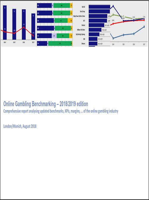 Online Gambling Benchmarking Report - 2018/2019 Edition
