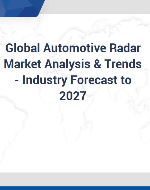 Global Automotive Radar Market Analysis & Trends - Industry Forecast to 2027