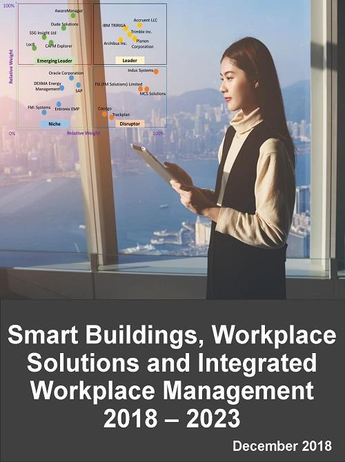 Smart Buildings, Workplace Solutions and Integrated Workplace Management  Systems 2018 – 2023
