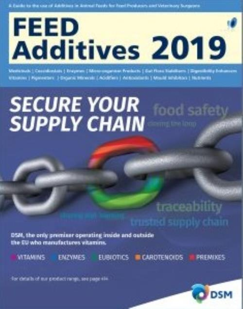 Feed Additives 2019 - Feed Additive Usage Information for Feed Producers  and Veterinary Surgeons