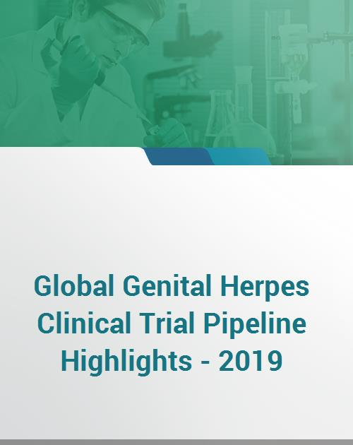 Global Genital Herpes Clinical Trial Pipeline Highlights - 2019