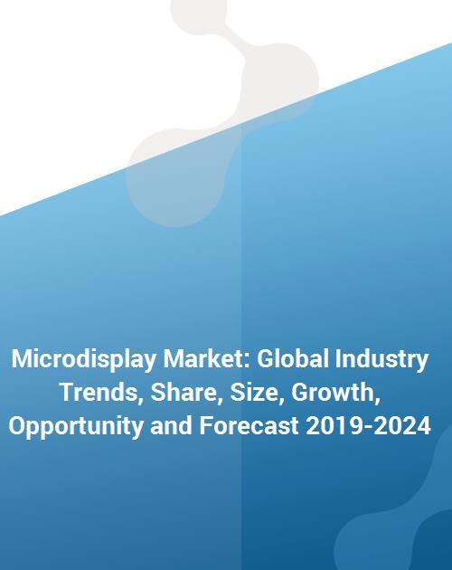 Microdisplay Market: Global Industry Trends, Share, Size, Growth,  Opportunity and Forecast 2019-2024