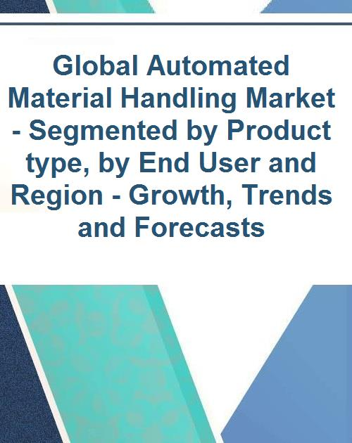 Global Automated Material Handling (AMH) Market - Segmented by Product  type, by End User (Automotive, Food & Beverages, Retail and General