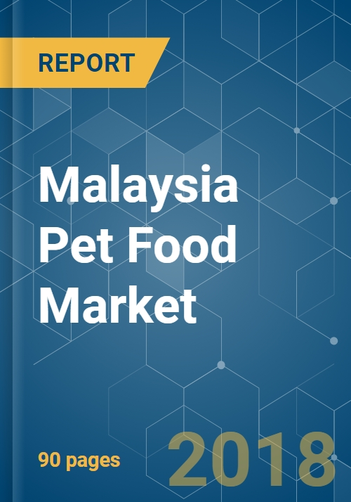 Malaysia Pet Food Market - Growth, Trends and Forecast (2018 - 2023)