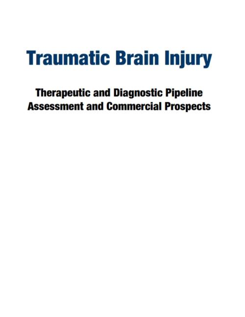 Traumatic Brain Injury Therapeutic And Diagnostic
