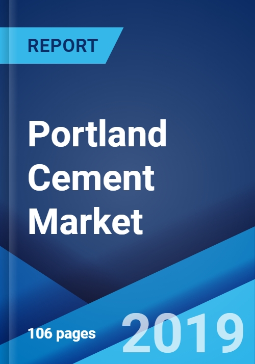 Portland Cement Market: Global Industry Trends, Share, Size, Growth,  Opportunity and Forecast 2019-2024