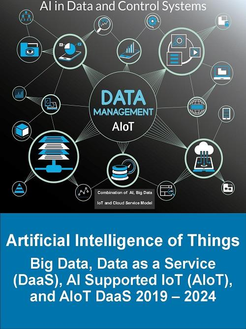 Artificial Intelligence (AI) in Big Data, Data as a Service (DaaS), AI  Supported IoT (AIoT), and AIoT DaaS 2019 - 2024