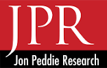Jon Peddie Research Logo
